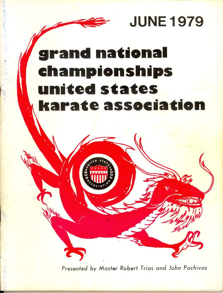 1979 Grand National Championships Program