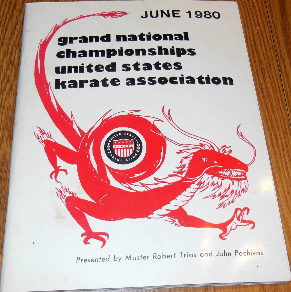 1980 Grand National Championships Program