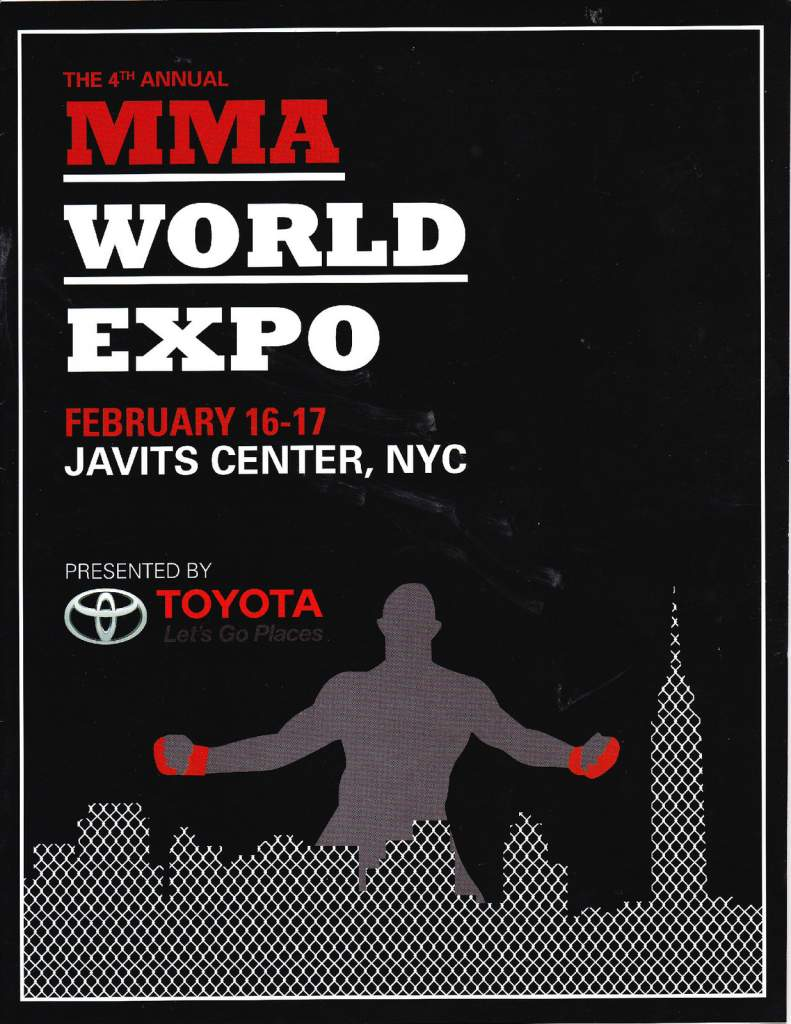 2013 MMA World Expo Program