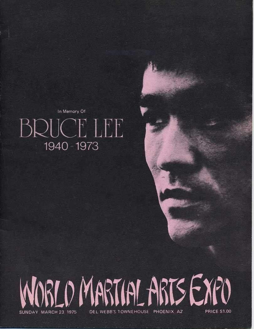 1975 World Martial Arts Expo Program
