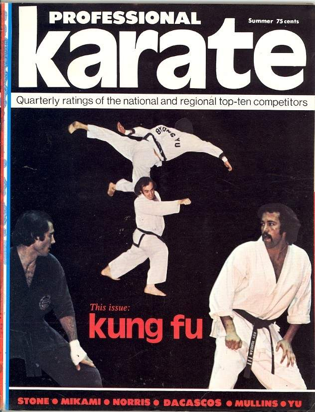 Summer 1973 Professional Karate
