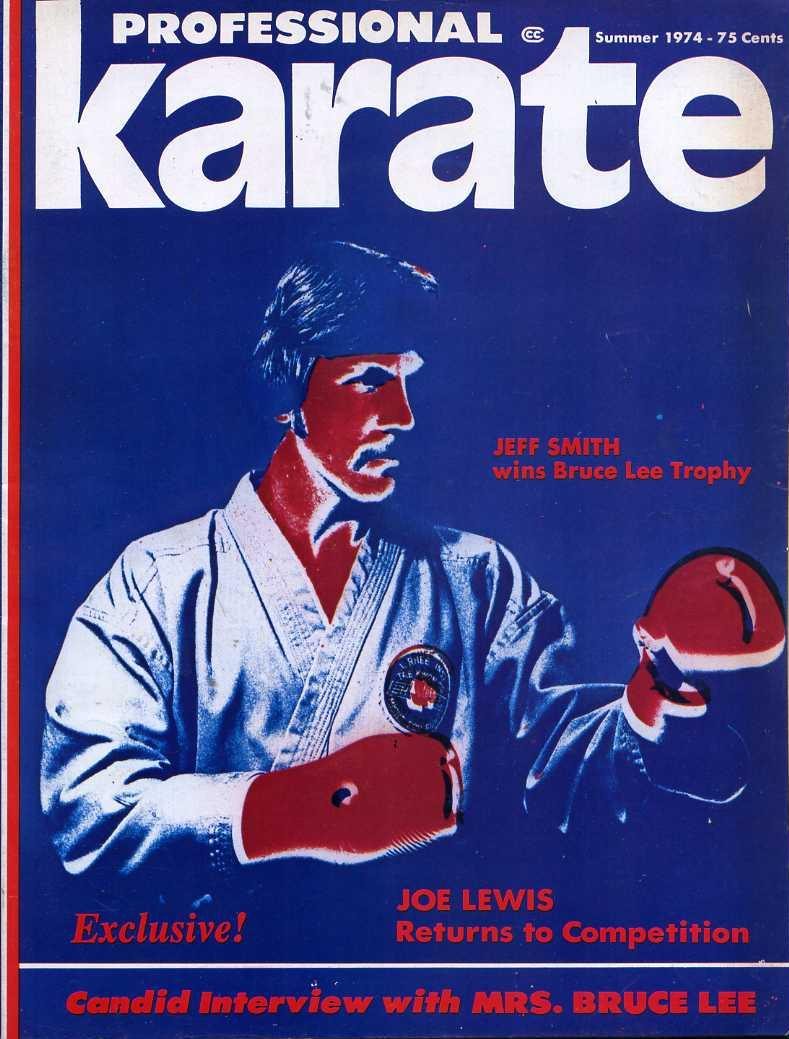 Summer 1974 Professional Karate