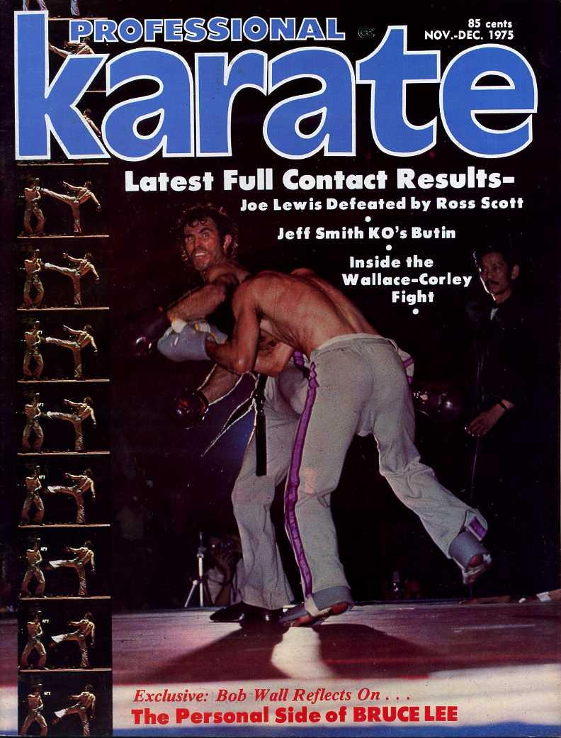 11/75 Professional Karate