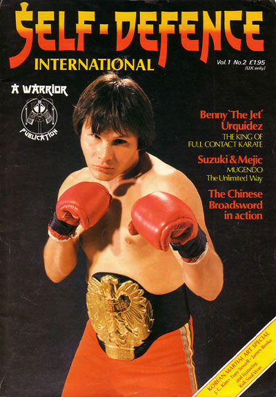 1983 Self Defence International