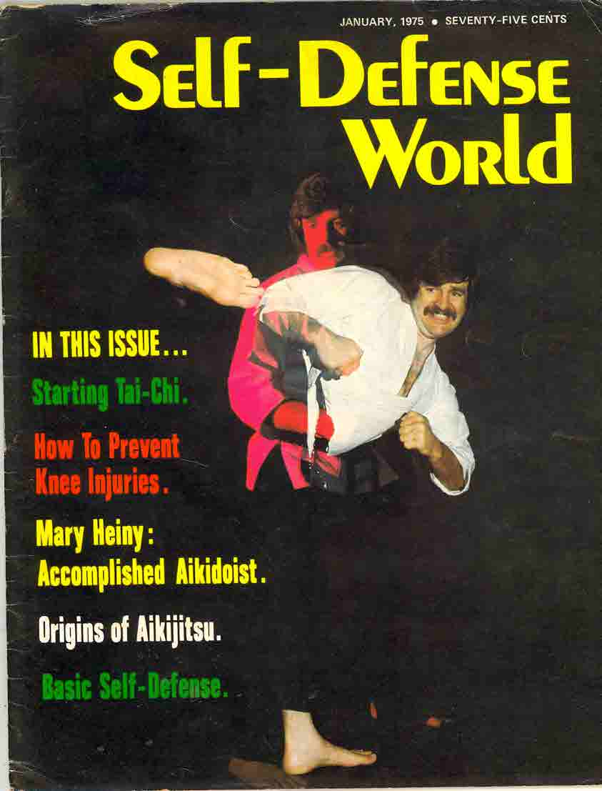 01/75 Self Defense World