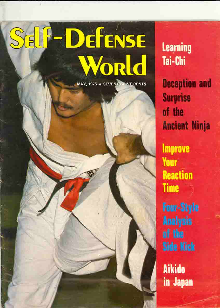05/75 Self Defense World