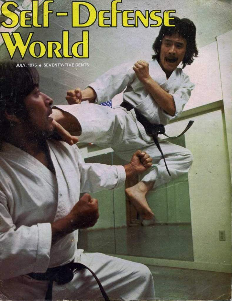 07/75 Self Defense World