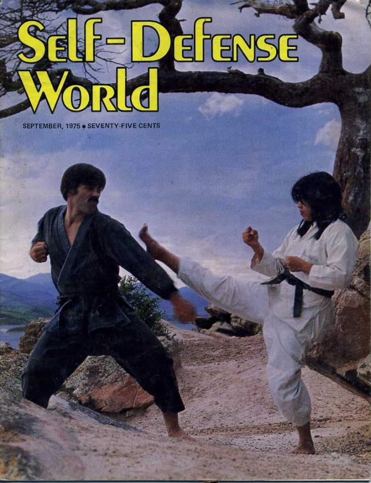 09/75 Self Defense World
