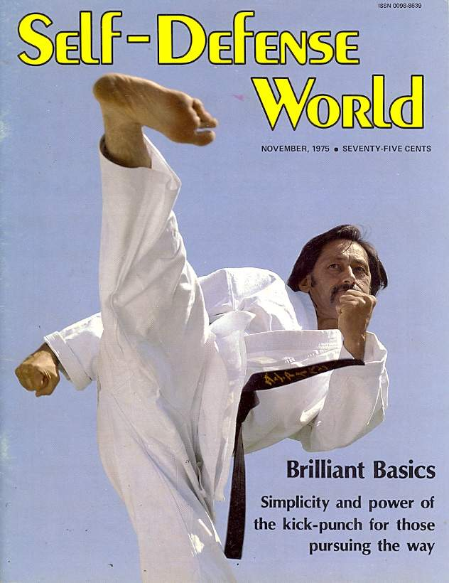 11/75 Self Defense World