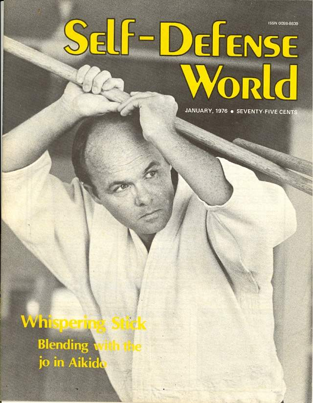 01/76 Self Defense World