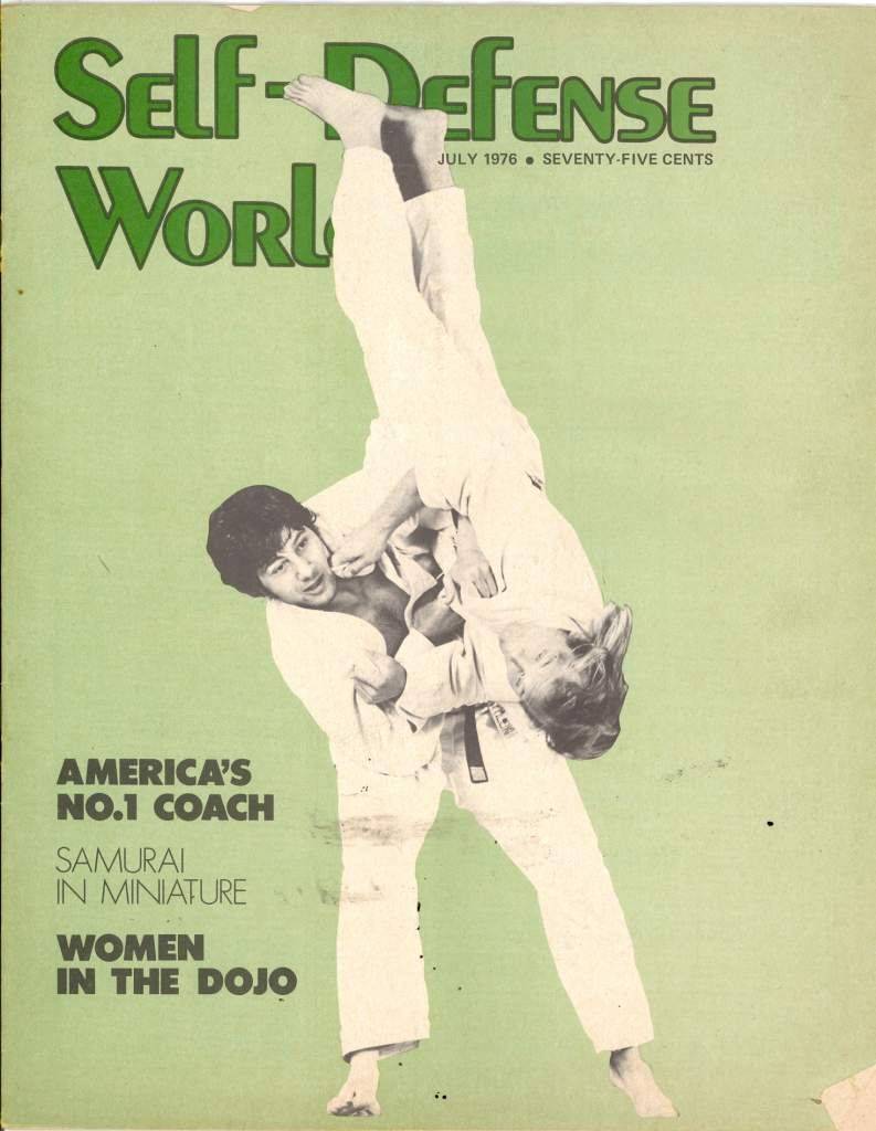 07/76 Self Defense World