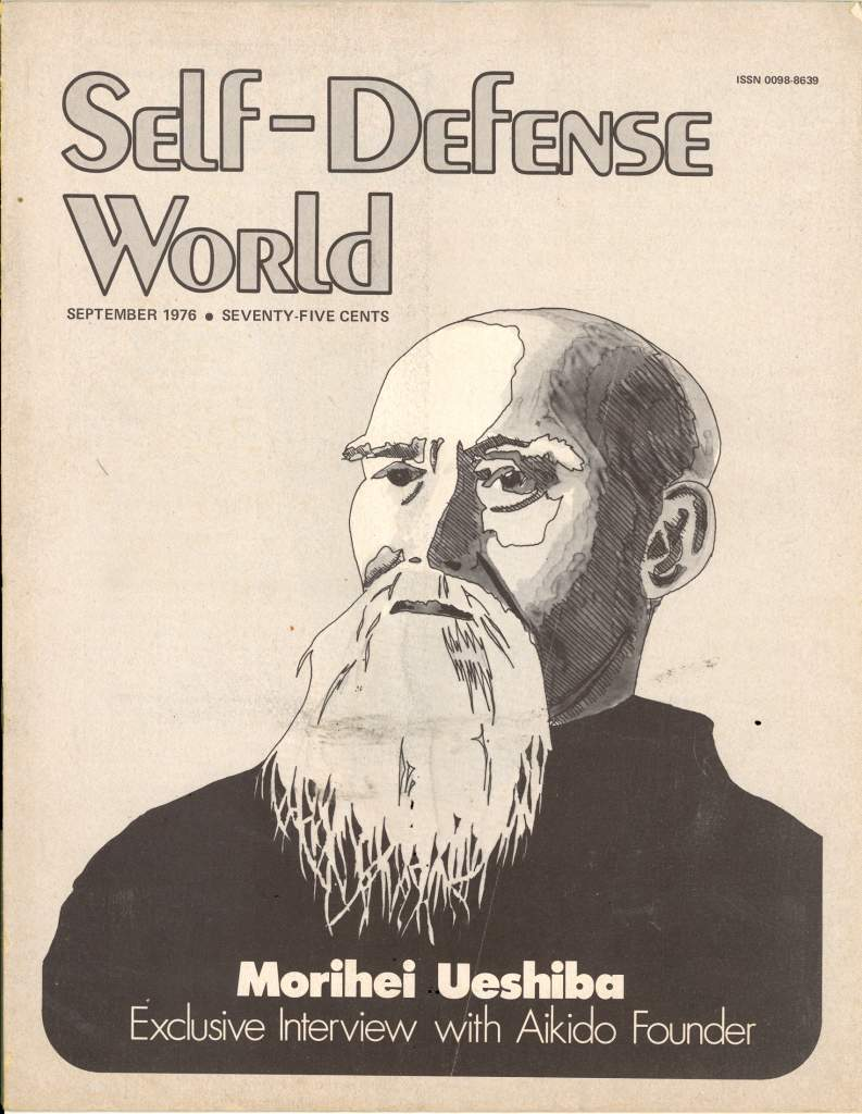 09/76 Self Defense World