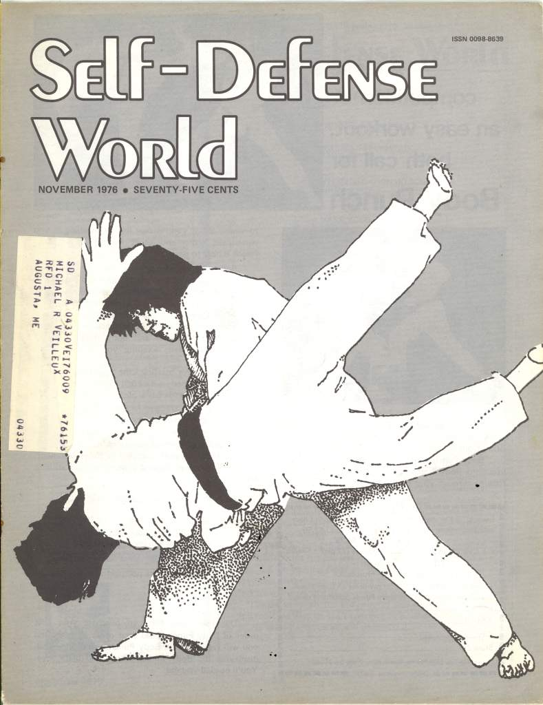 11/76 Self Defense World
