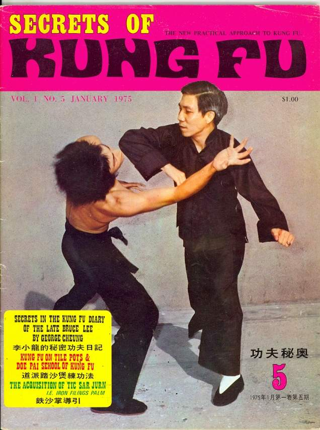 01/75 Secrets of Kung Fu