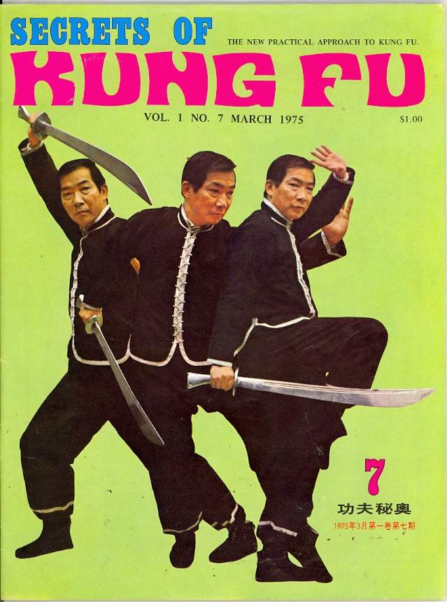 03/75 Secrets of Kung Fu