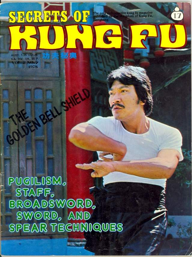1978 Secrets of Kung Fu