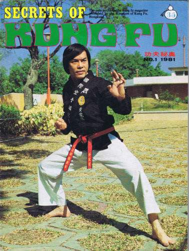 1981 Secrets of Kung Fu