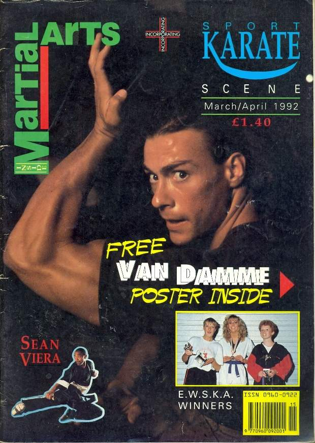 03/92 Inside Martial Arts (UK)