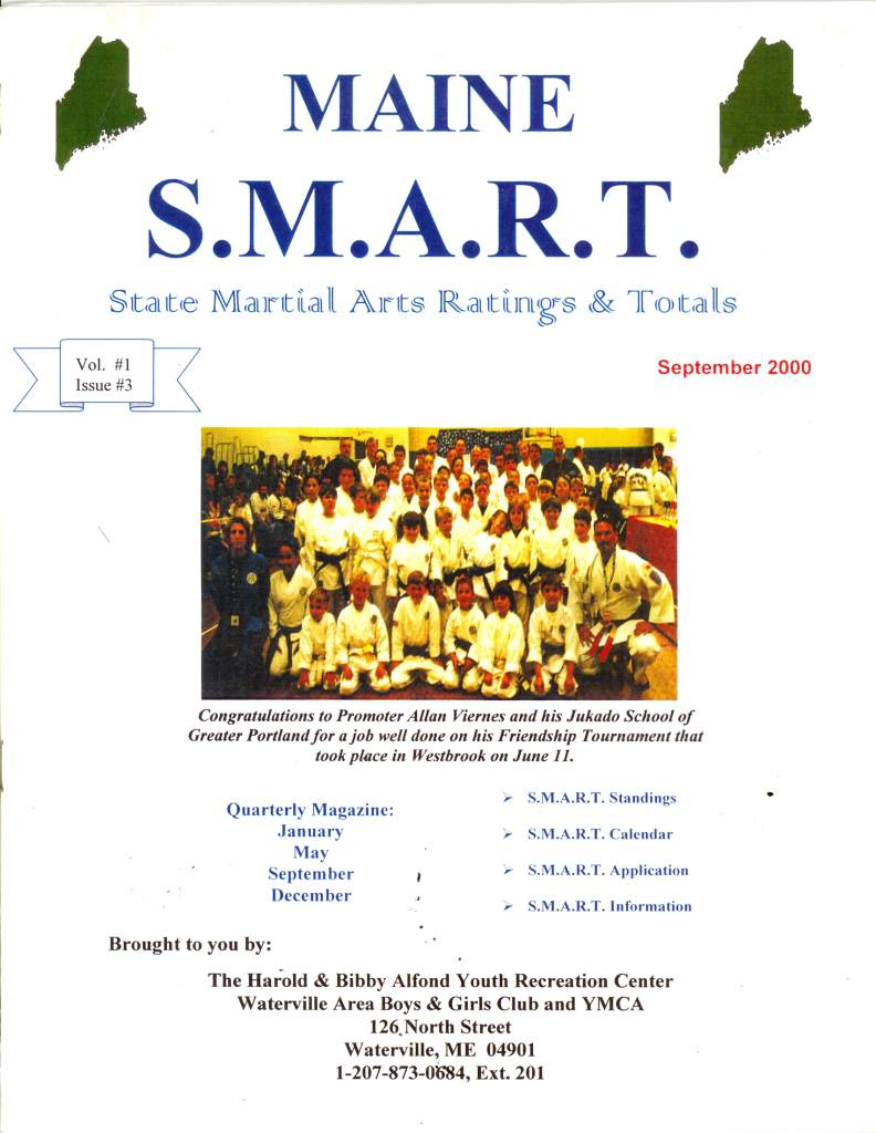 09/00 Maine S.M.A.R.T.
