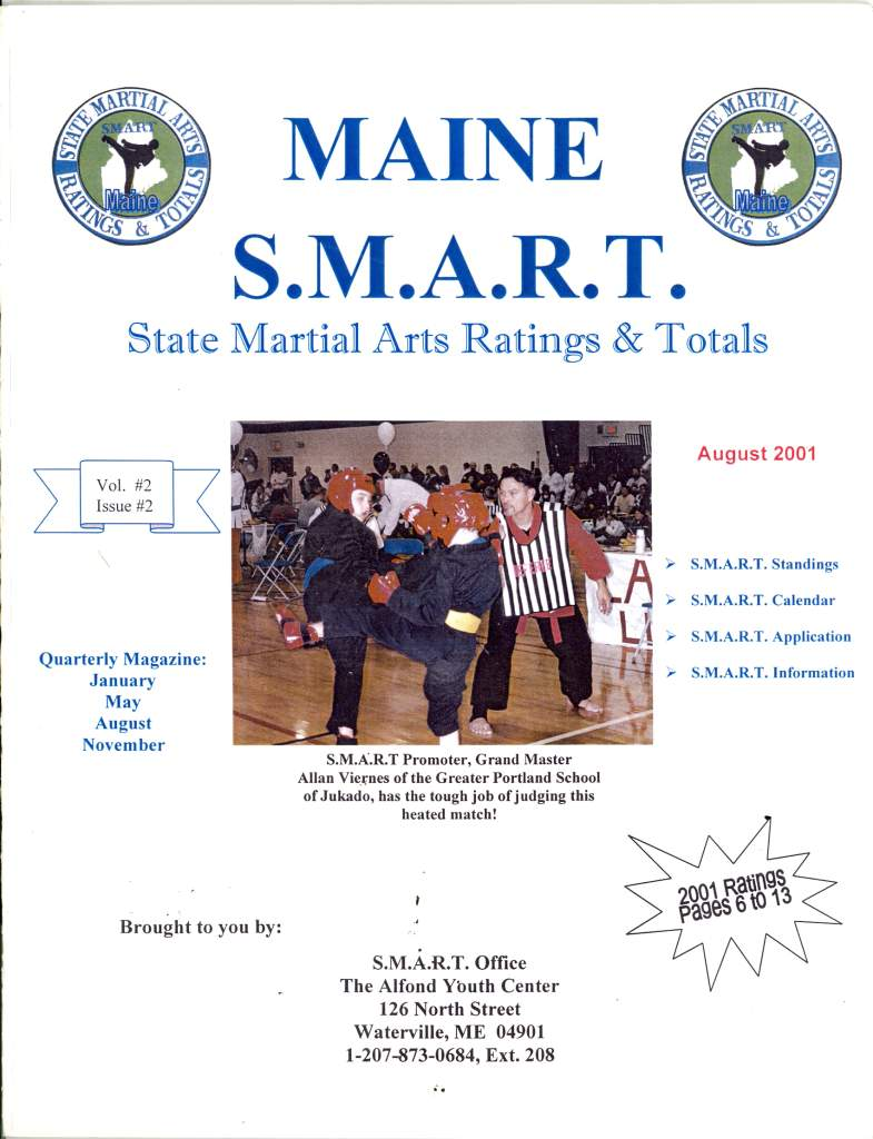 08/01 Maine S.M.A.R.T.