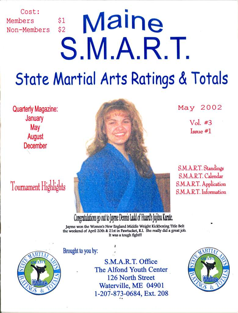 05/02 Maine S.M.A.R.T.