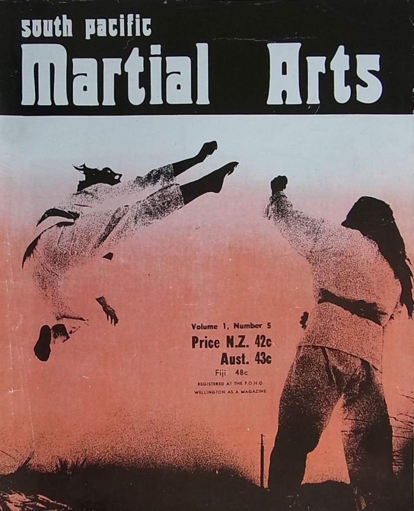 10/75 South Pacific Martial Arts