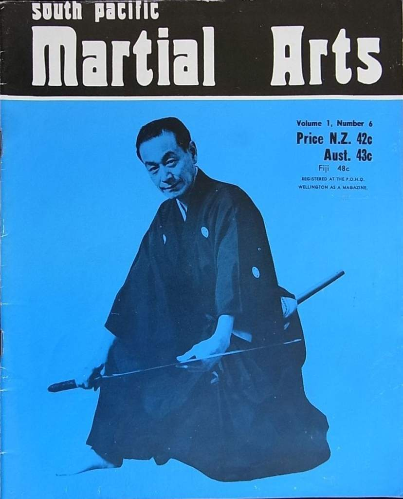 11/75 South Pacific Martial Arts