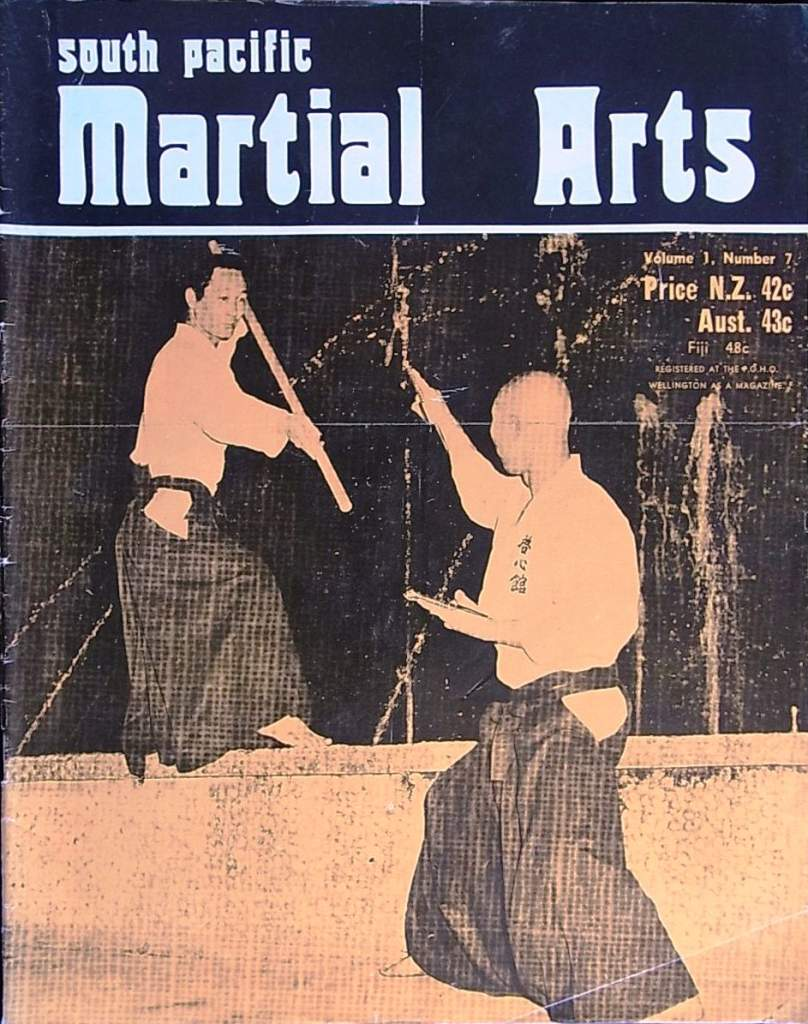 12/75 South Pacific Martial Arts