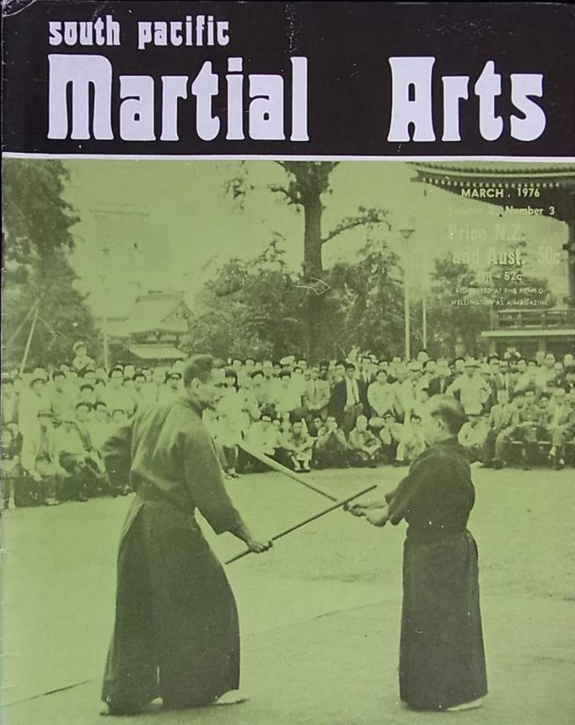 03/76 South Pacific Martial Arts