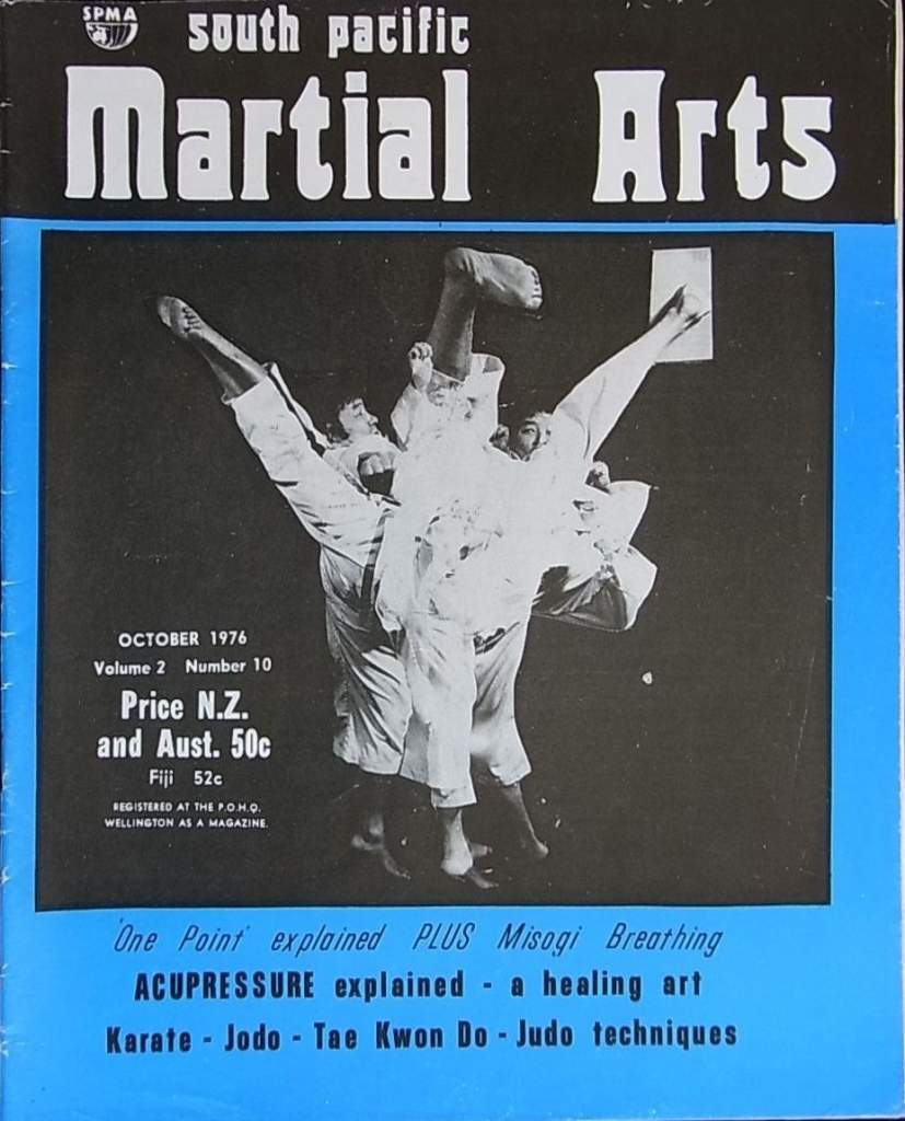 10/76 South Pacific Martial Arts