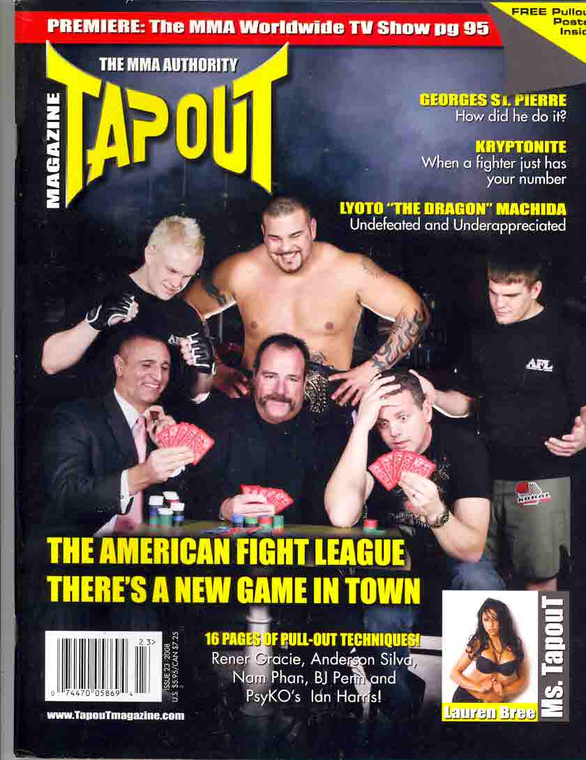 2008 Tapout