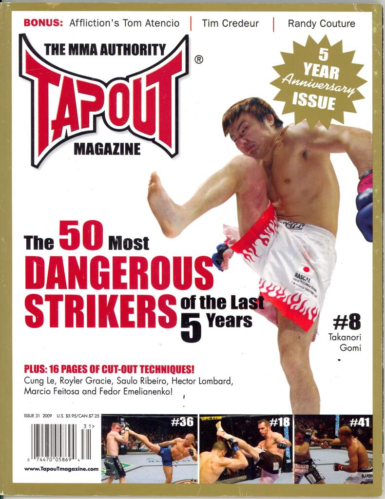 2009 Tapout