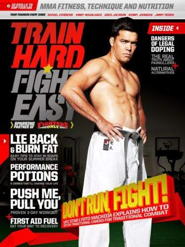2013 Train Hard Fight Easy