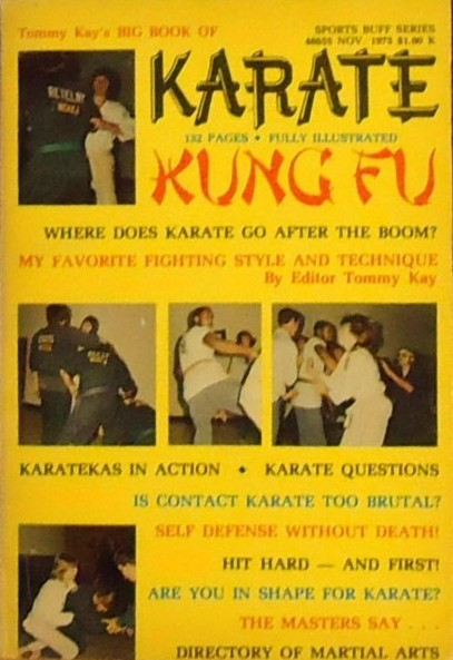 11/75 Tommy Kay's Big Book of Karate