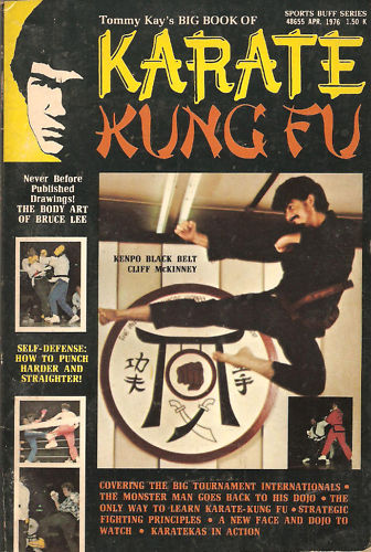 04/76 Tommy Kay's Big Book of Karate