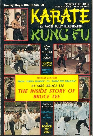 08/76 Tommy Kay's Big Book of Karate