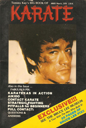 03/78 Tommy Kay's Big Book of Karate