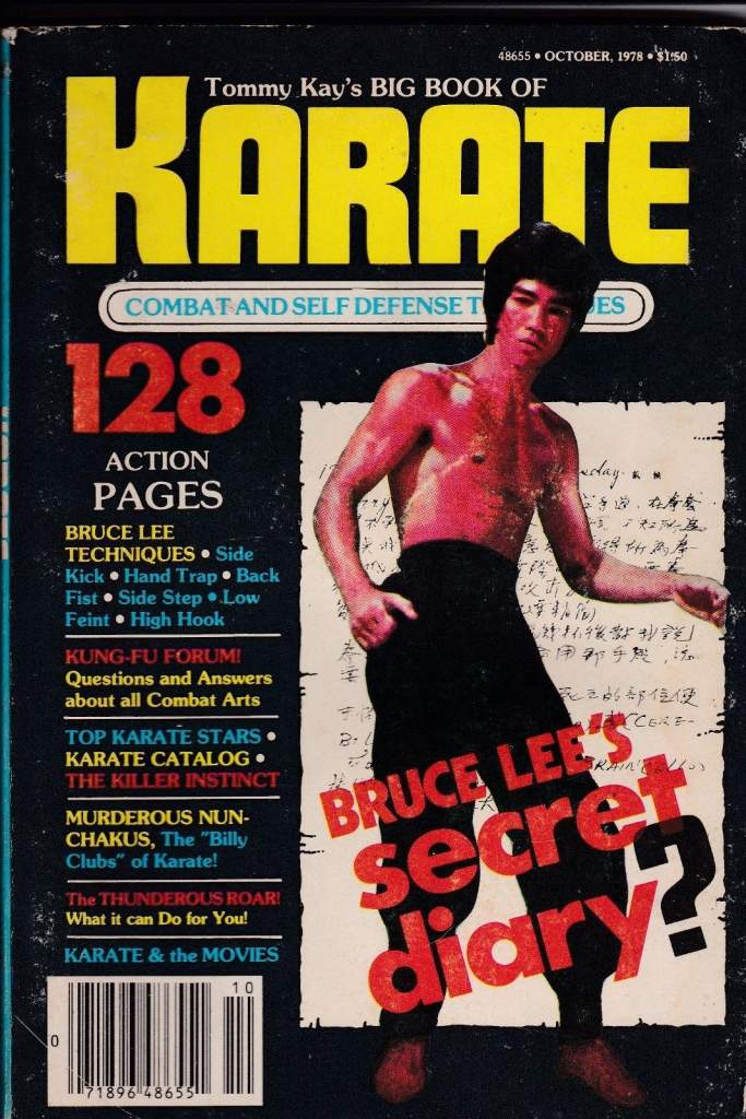 10/78 Tommy Kay's Big Book of Karate