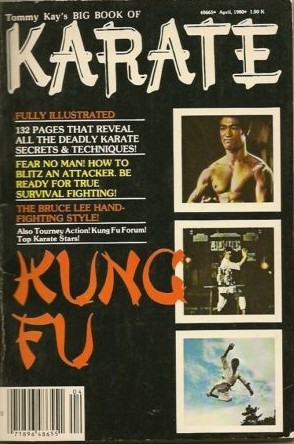 04/80 Tommy Kay's Big Book of Karate