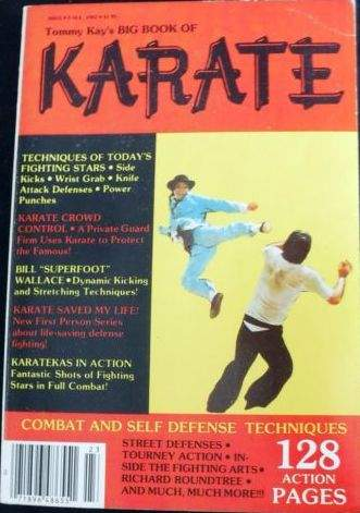 Fall 1982 Tommy Kay's Big Book of Karate