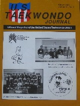 Winter 1987 U.S. Tae Kwon Do Journal