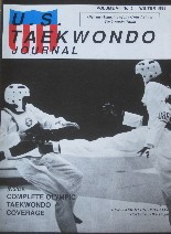 Winter 1988 U.S. Tae Kwon Do Journal