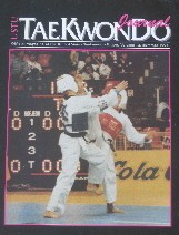 Summer 1993 U.S. Tae Kwon Do Journal