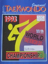 Fall 1993 U.S. Tae Kwon Do Journal