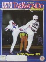 Spring 1995 U.S. Tae Kwon Do Journal