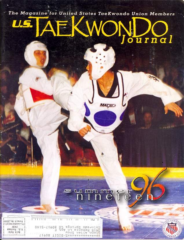 Summer 1996 U.S. Tae Kwon Do Journal