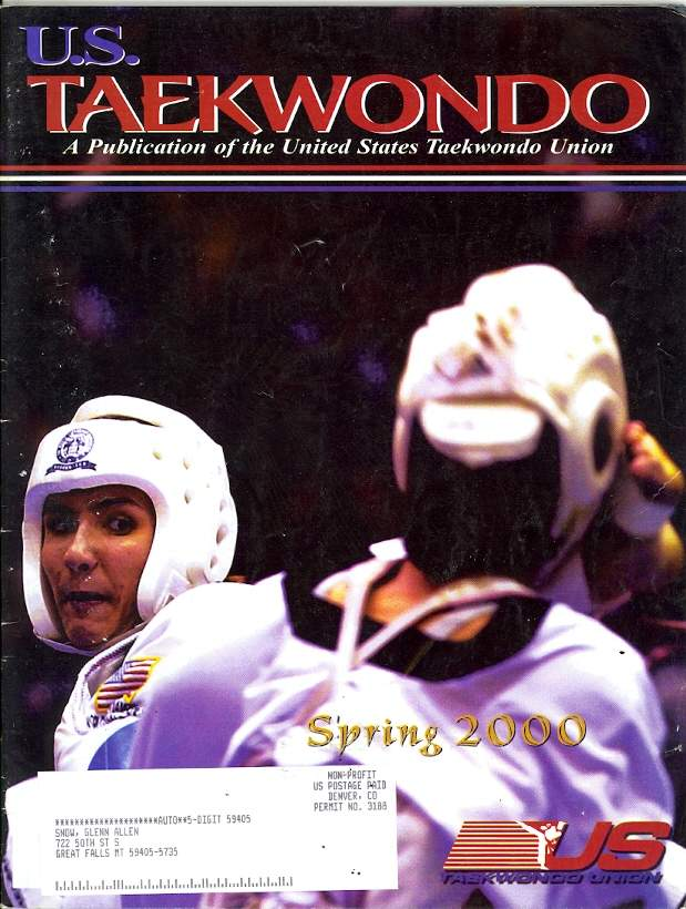 Spring 2000 U.S. Tae Kwon Do Journal