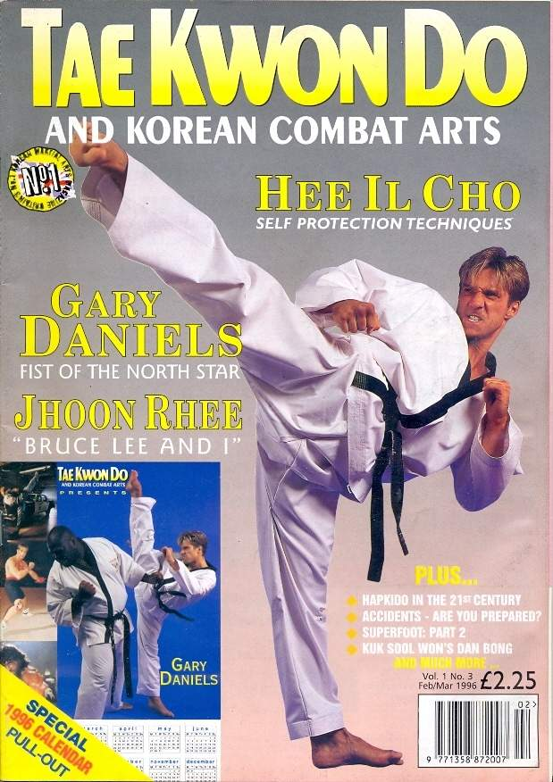 02/96 Tae Kwon Do and Korean Combat Arts
