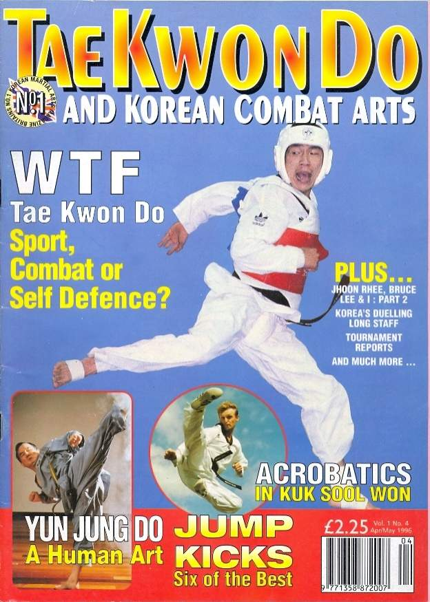 04/96 Tae Kwon Do and Korean Combat Arts