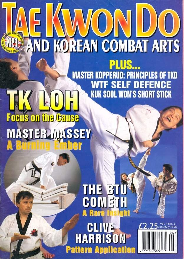 06/96 Tae Kwon Do and Korean Combat Arts